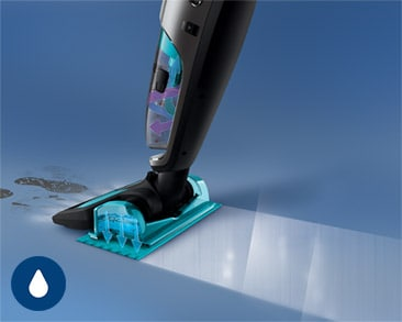 Mopping system