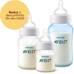 Philips Avent Biberões Anti-colic