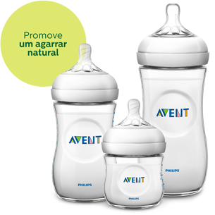 Philips Avent Biberões Natural