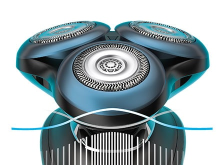 Sensor BeardAdapt da Philips Shaver Series 7000
