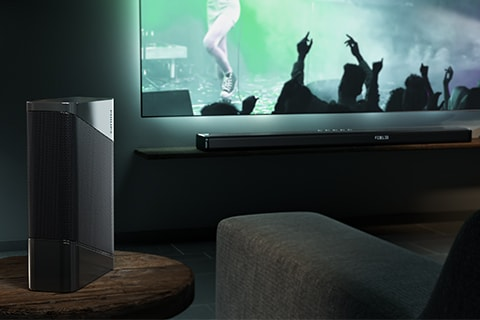 SoundBar Philips Fidelio B97
