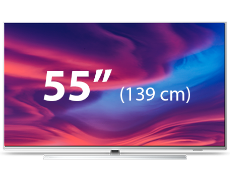 Televisor Smart TV Philips 4K UHD da Performance Series