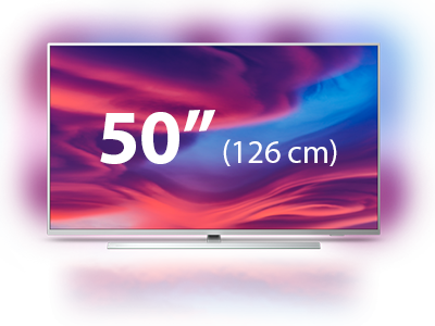 Televisor Smart TV Philips da Performance Series de 50 polegadas
