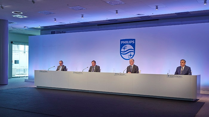 Philips' General Meeting of Shareholders approves dividend proposal