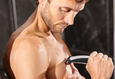 male hair removal